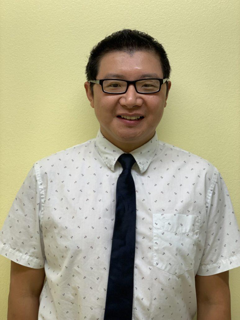Pastor Sean ma